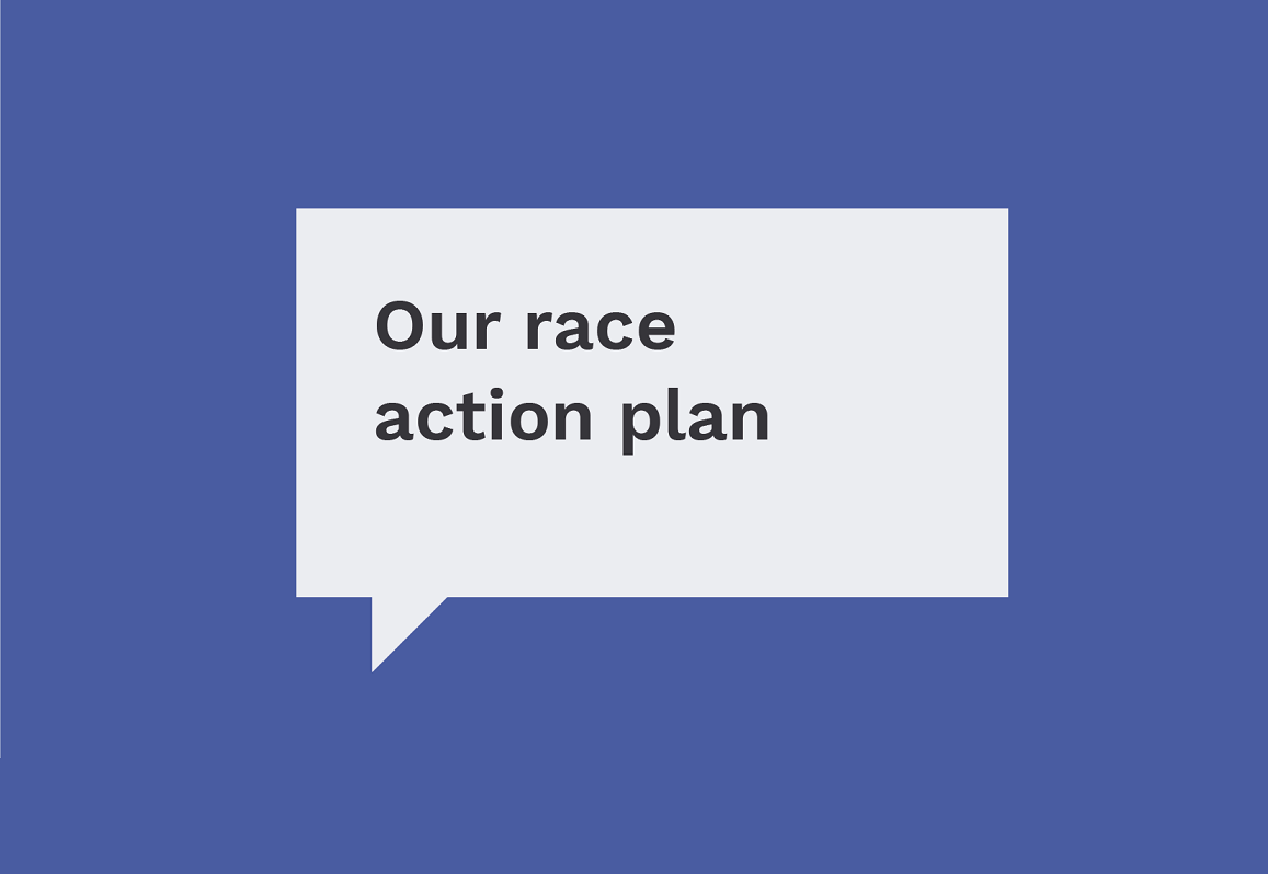 Our Race Action Plan (2021)