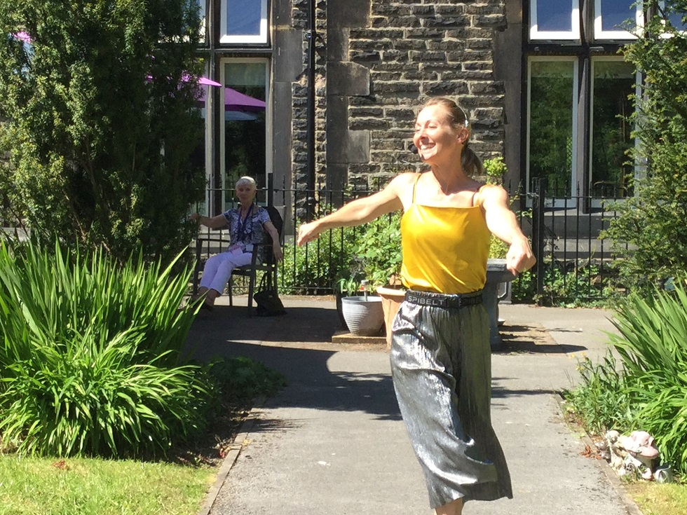 Blog: Creating moments of joy with Age Better in Sheffield