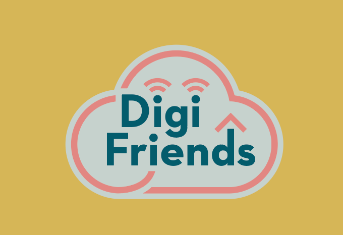 Digi Friends offers free digital support and training to our customers