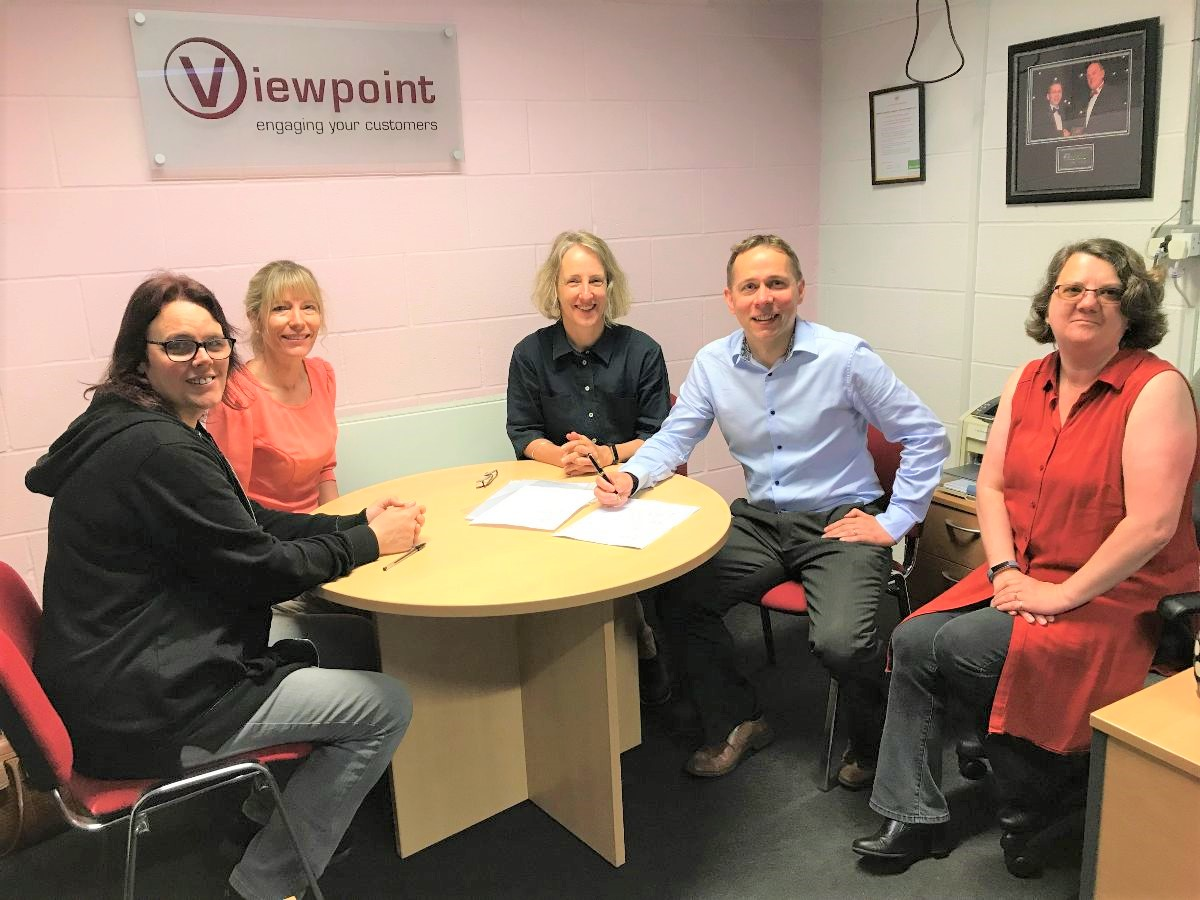 We're creating more good work opportunities by partnering with Viewpoint Research
