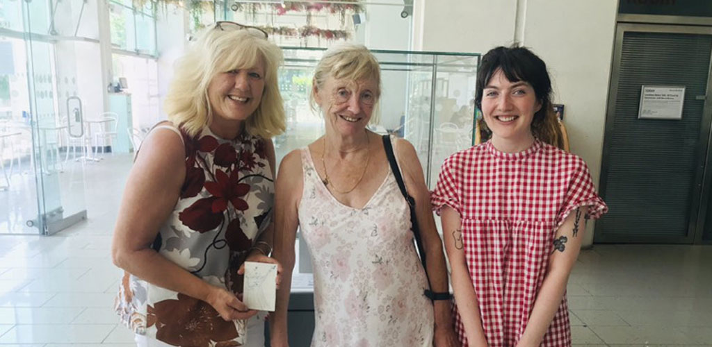 Arts project creates moments of joy for our customers