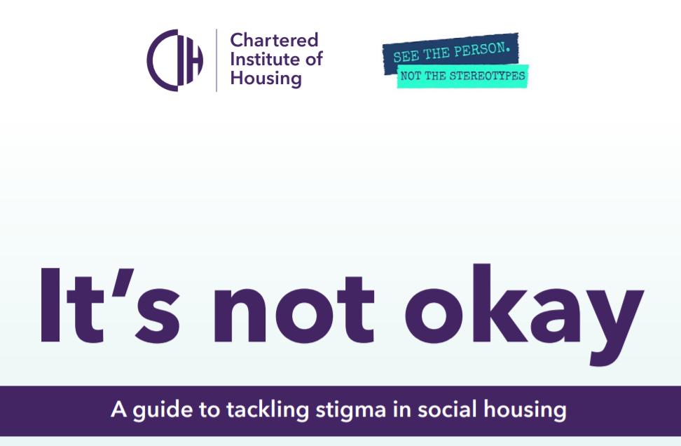 New guide tackles social housing stigma